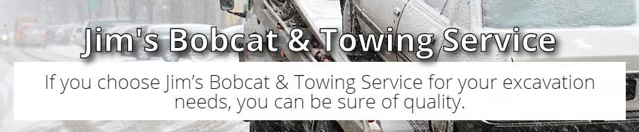 jim's bobcat & towing service