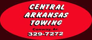 central arkansas towing
