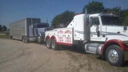 mansfield towing inc.