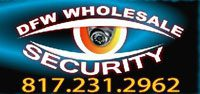 dfw wholesale security cameras