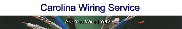 Carolina Wiring Service, LLC