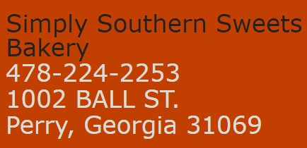 simply southern sweets bakery