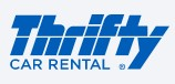 thrifty car rental - midland