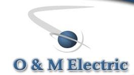 o & m electric inc
