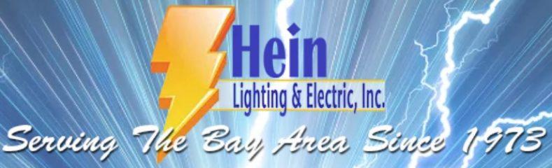 hein lighting & electric inc