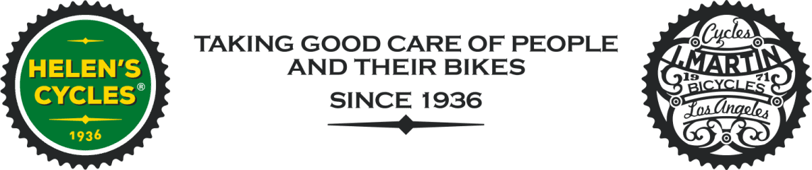 helen's cycles: marina del rey - venice