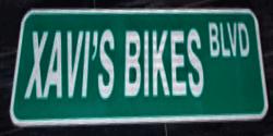 xavi's bike