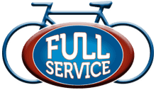 full service bicycle