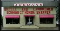 jordan bicycle & lawnmower shop