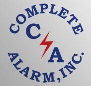 complete alarm inc