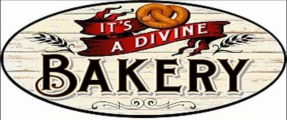 it's a divine bakery