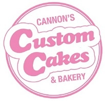 cannon's custom cakes and bakery