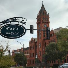 rick's bakery - urbana