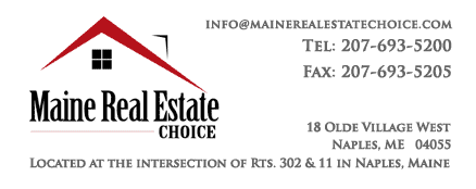 maine real estate choice