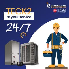 k2 heating & air conditioning