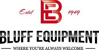 bluff equipment inc
