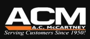a. c. mccartney equipment