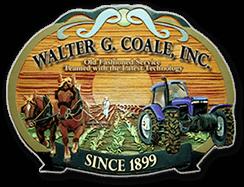 walter g. coale inc