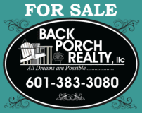 back porch realty in flowood, ms