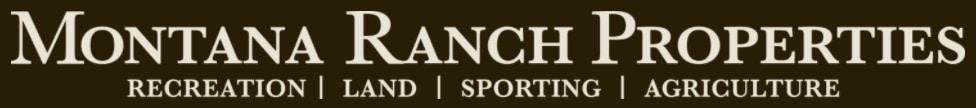 montana ranch properties