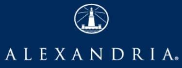 alexandria real estate equities - cambridge