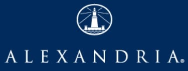 alexandria real estate equities - charlestown