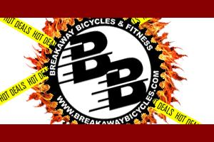 breakaway bicycles & fitness