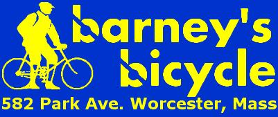 barney's bicycle