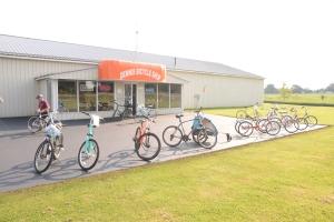 dennis bicycle shop