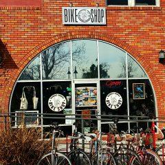 edible pedal bike shop