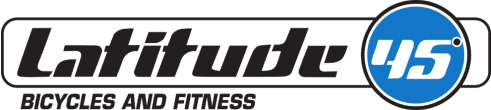 latitude 45 bicycles and fitness