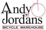 andy jordan's bicycle warehouse