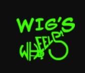 wigs wheels