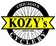 kozy's bike shop - river north