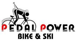 pedal power bike & ski