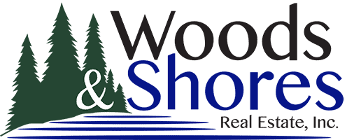 woods & shores real estate inc