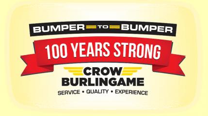 bumper to bumper auto parts/crow-burlingame - clinton