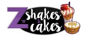 z's shakes & cakes