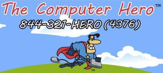 the computer hero