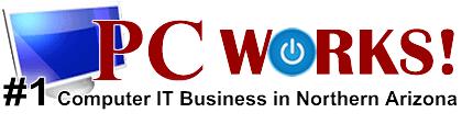 pc works! prescott valley - computer repair, apple repair, web design