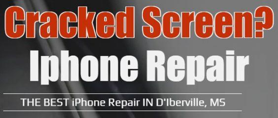 cracked screen iphone repair