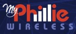 my phillie wireless