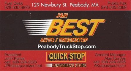 j&h auto & truck repair aka best-quick stop