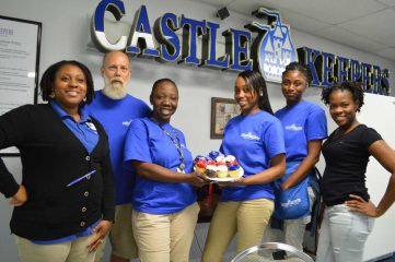 castle keepers house cleaning - north charleston (sc 29406)